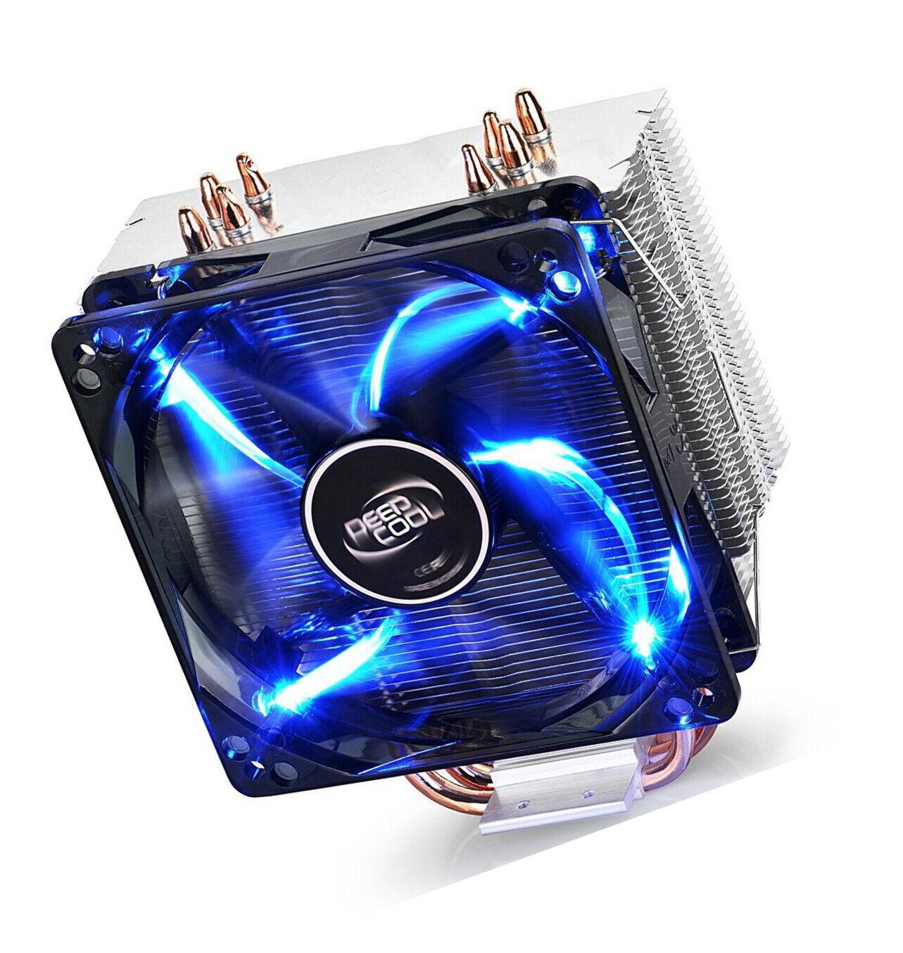 gammaxx 400 cpu air cooler with 4