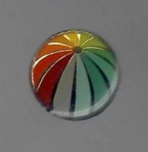 PIN - SAT.1 - Fernsehsender - Sender Logo - Glasiert - Pins