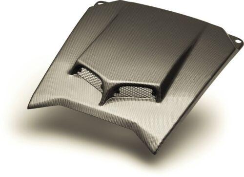 19469-30 Maier Mfg Custom Hood Scoop Carbon Fiber Black~