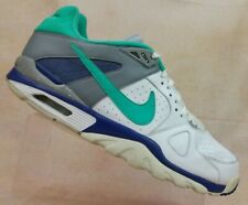 size 40 78a4a 70d70 item 5 Nike Air Trainer Classic White Green Gray Navy Sneaker Shoes 488059-132  Men s 13 -Nike Air Trainer Classic White Green Gray Navy Sneaker Shoes ...