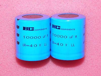 3300uF 100V Philips Vishay BC 058 Series Fever Audio Electrolytic Capacitor
