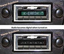 73-88 Chevy Truck  NEW USA-630 II* 300 watt AM FM Stereo Radio iPod, USB, Aux in