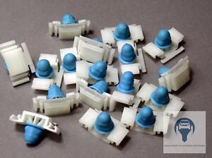 20-x-Zierleiste-Klammer-M-Technik-Clips-fuer-BMW-E36-51132251394