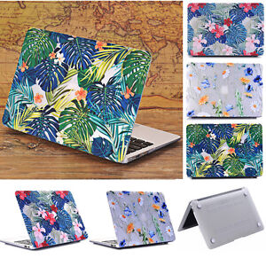 Matte-Flower-Design-Print-Hard-Case-Cover-for-Macbook-Air-Pro-13-and-Retina