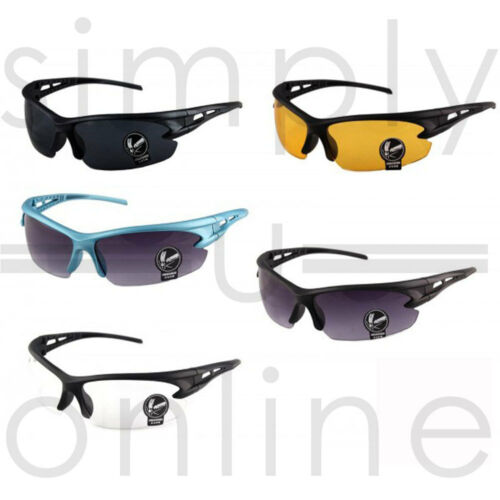 Cycling Biking Riding Outdoor Sports UV Protective Goggles Glasses…