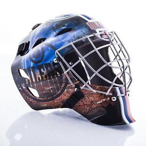 FRANKLIN-NHL-TEAM-MINI-GOALIE-MASK-verschiedene-Teams