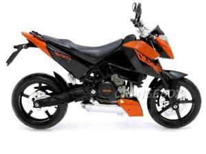Maisto-Diecast-1-12-KTM-690-Duke-Racing-Moto-Motorcycle-31101