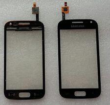 Cristal Vidrio Pantalla Táctil Cristal Flex Negro Samsung Galaxy Ace 2 i8160