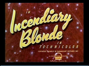 Incendiary-Blonde-DVD-Betty-Hutton-Arturo-de-Cordova-Charles-Ruggles-1945