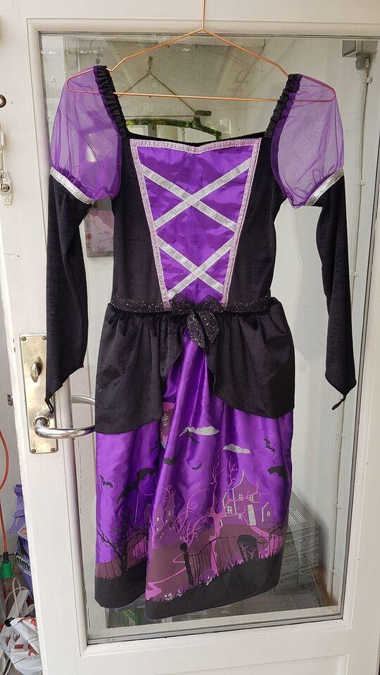 Udklædningstøj, Heks / Halloween med hat, .