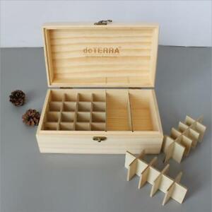 36-Slots-Essential-Oil-Storage-Box-Wood-Aromatherapy-Organizer-Holder-DoTERRA