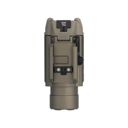 NEW Olight Baldr Pro Desert Tan w// Green Laser Sight and White LED