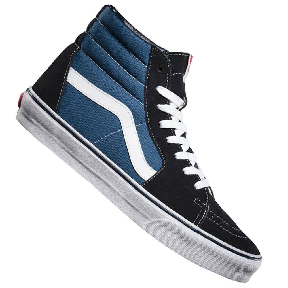 Vans Schuhe Sk8-Hi Damen-Sneaker Skate-Hi Knöchelschuhe Schuhe Vans Skateschuhe Freizeit NEU b0ead0