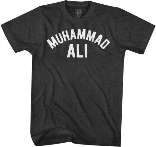 American Classics Muhammad Ali T-Shirt Black Heather