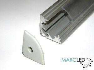 25m p3 led strip light aluminium profile raw aluminium diffuser image is loading 2 5m p3 led strip light aluminium profile aloadofball Images