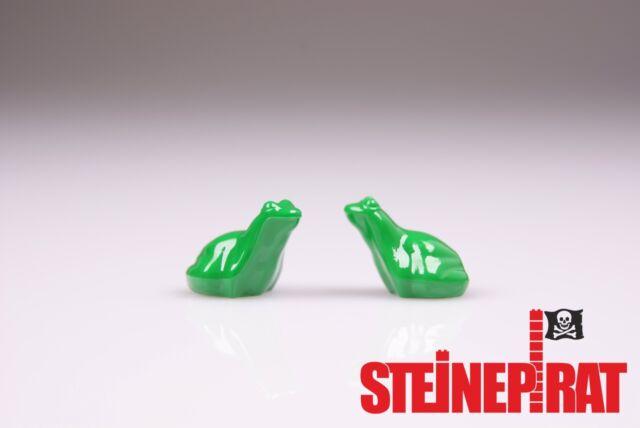 5X Lego® 33320 Frosch Frösche Frog Grün Green 4157270 NEU