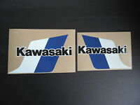 1983 Kawasaki Kx 125 Gas Tank Decal Kit Vintage Motocross