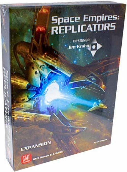 Espace Empires Board Game - Replicators Expansion