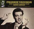 Frankie Vaughan - 5 Classic Albums Plus Bonus Singles 4 CD