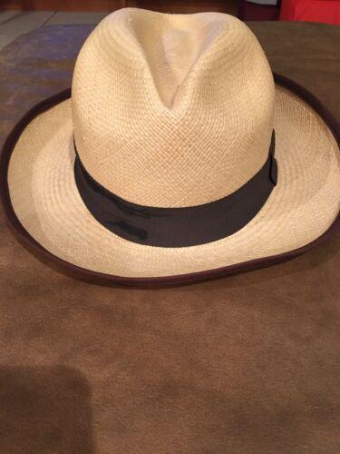 Unisex Genuine Panama Hat 100% Paja, A Superfino S