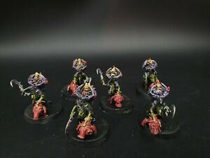 Warhammer Age Of Simgar - Gloomspite Pro - Snufflers Sneaky peints sur commande
