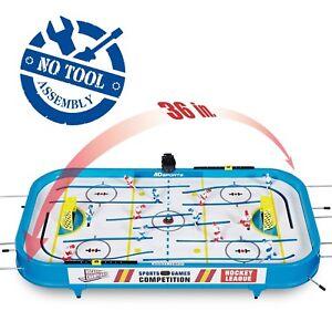 WHAM-O Hover Hockey Game Portable Air Hockey System Fun Game Play Anywhere