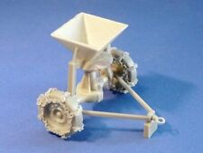 Resicast 135 Sand Salt Sprayer Mechanical Spreader Wwii For Gmc Jeep 351282
