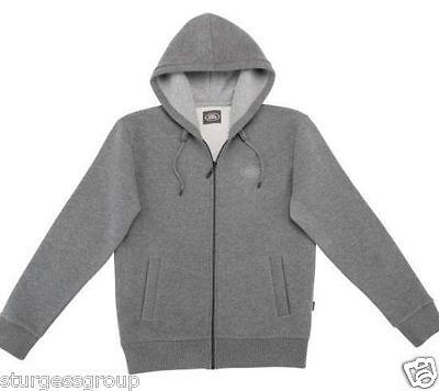 Genuine Land Rover Grey Men/'s Full Zip Knitted Sweatshirt