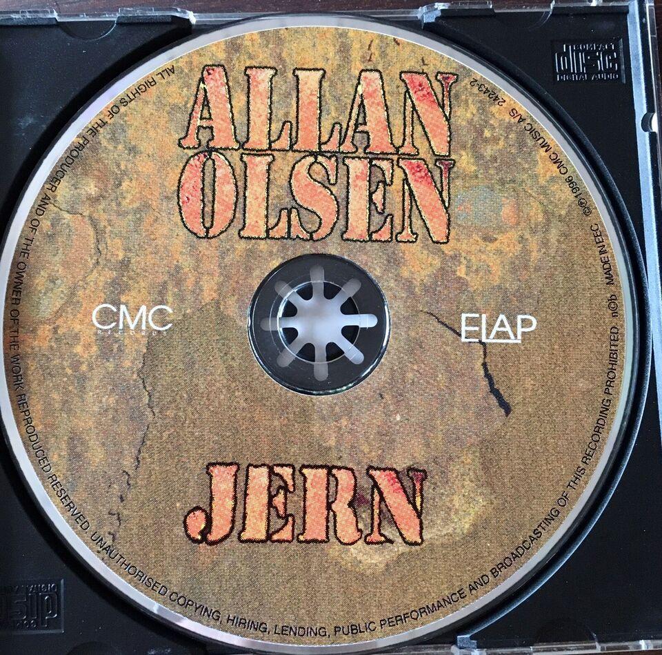 Allan Olsen: Jern, rock