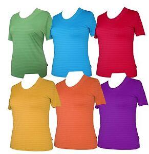 Schneider Sportswear LEILA Damen Ringel Shirt T-Shirt Pulli Sportshirt Gr. 36-40