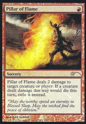 FNM Pillar of Flame NM Foil English MTG Promotional Cards StrikeZoneOnline