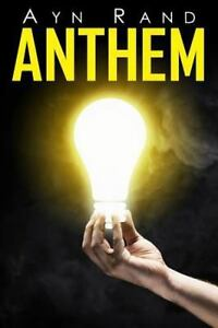 Anthem By Ayn Rand 2015 Trade Paperback For Sale Online Ebay