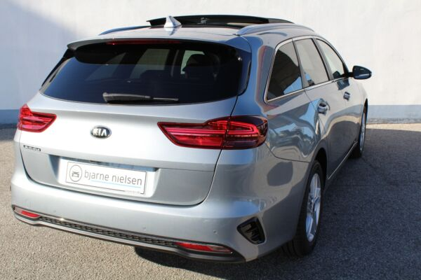 Kia Ceed 1,4 T-GDi Collection SW DCT - billede 1
