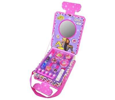 Barbie Trucco Profumo Beauty Case Set Regalo-mostra Il Titolo Originale Fissare I Prezzi In Base Alla Qualità Dei Prodotti