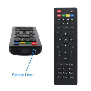 HD 1080P 30fps TV Universal Remote Control with Hidden ...  Remote Control Hidden Camera
