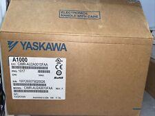 Yaskawa A1000 Model Cimr Au2a0010faa Ac Drive New Open Box