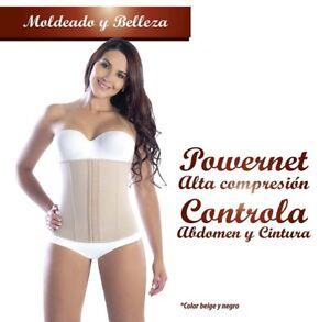 Faja Colombiana Fajate Non Latex Women/'s Body Shaper Faja de Mujer Post Surgery