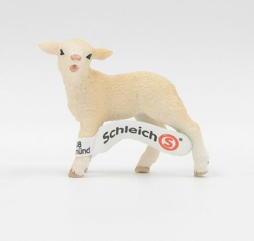 Schleich 13744-moutons//Lamb debout-Neuf