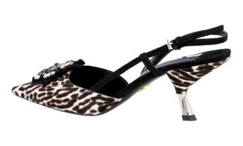 Prada 37 Luxus 5 New Talco Schuhe Pumps Neu 1i016g 37 6wPwp