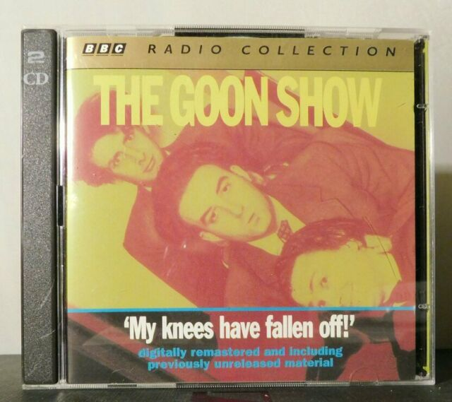 Soundtrack - Goon Show, Vol. 4 (Knees Fallen Off/Original , 1999)