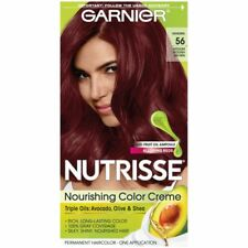 Garnier Nutrisse Haircolor 56 Medium Reddish Brown Hair Color