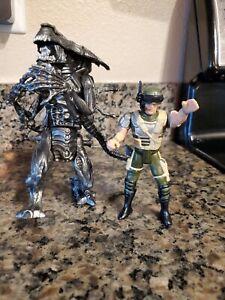 Vintage-Xenomorph-Alien-Queen-7in-Kenner-figure-Works-1992-amp-Colonel-Hicks