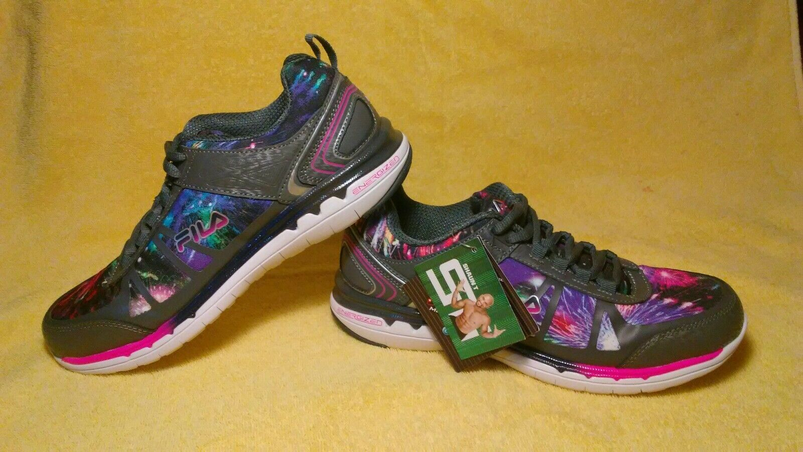 SUPER SWEET!! Special Edition Price reduction FILA Womens shoes - NWOB - RETAIL Price reduction Seasonal clearance sale