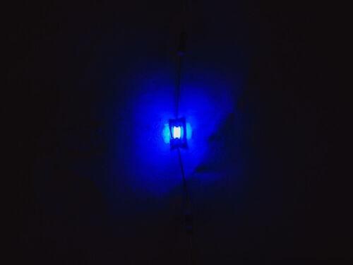 10x SMD LED 0805 PLCC SMD LED Leds Blau Led 180 mcd