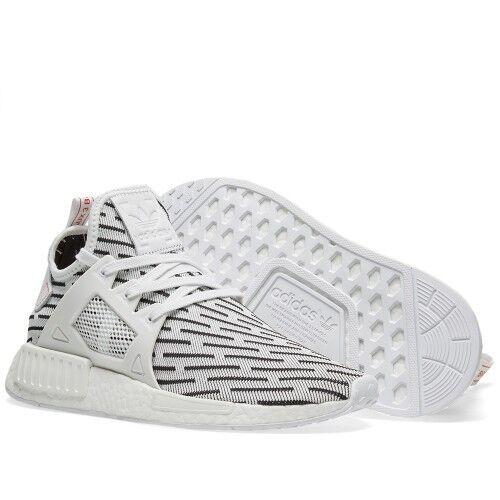 adidas nmd pk zebra blanc et noir taille exigeant la taille noir 11,5.bb2911 ultra - stimuler la nmd e8540e
