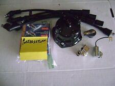 Continental F163 Engine Ignition Tune Dist Premium Parts Screw Down Cap Kit Read
