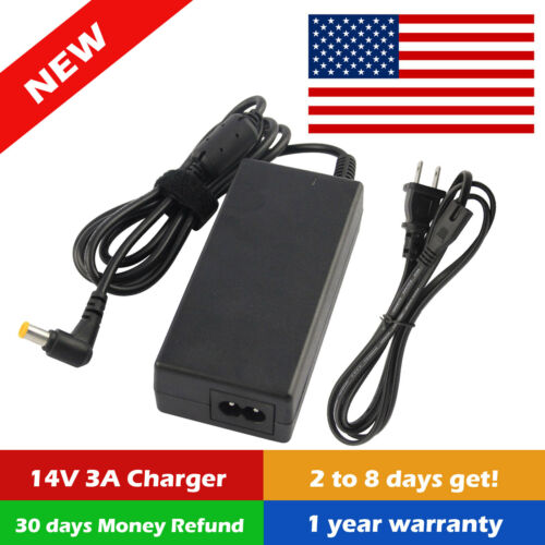 For Samsung LCD LED Monitor S24d390HL S24D590PL S24D391HL Power Supply Adapter