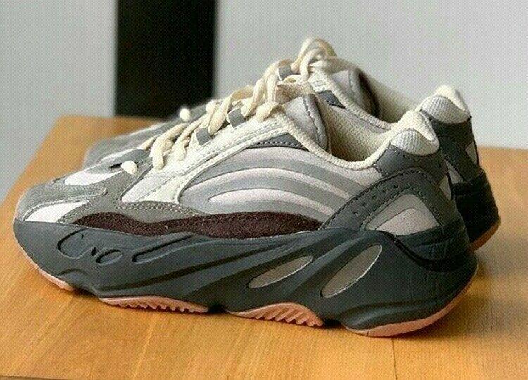 Enviar ahora Adidas Yeezy Boost 700 V2 Tephra Wave Runner 4-13 FU7914 ante de cemento