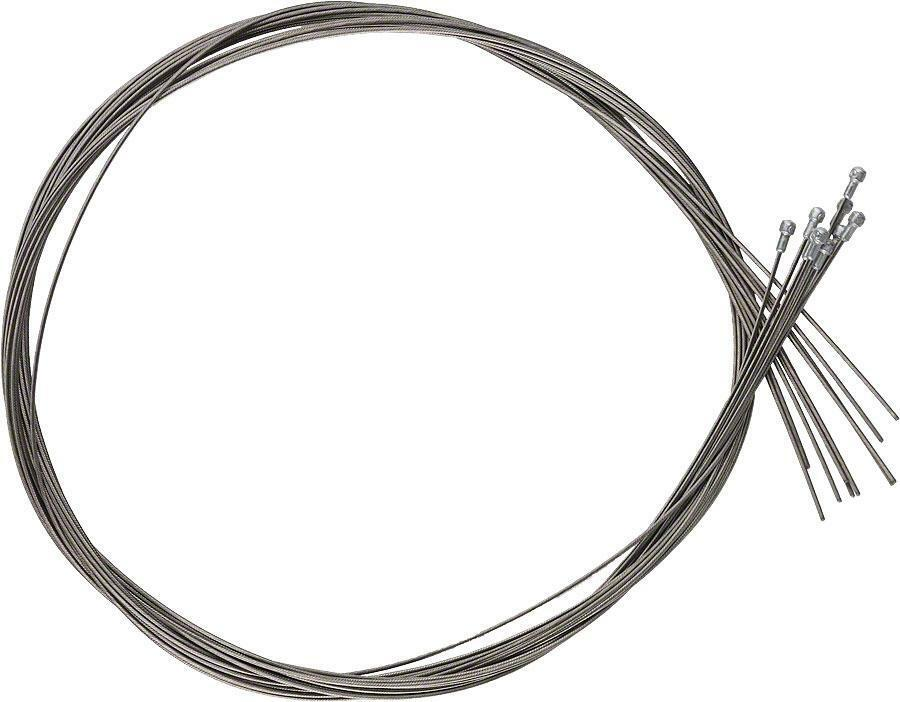 Campagnolo Campagnolo Campagnolo 1600mm Inoxidable Cable De Freno, Paquete De 10) 4b8f8e