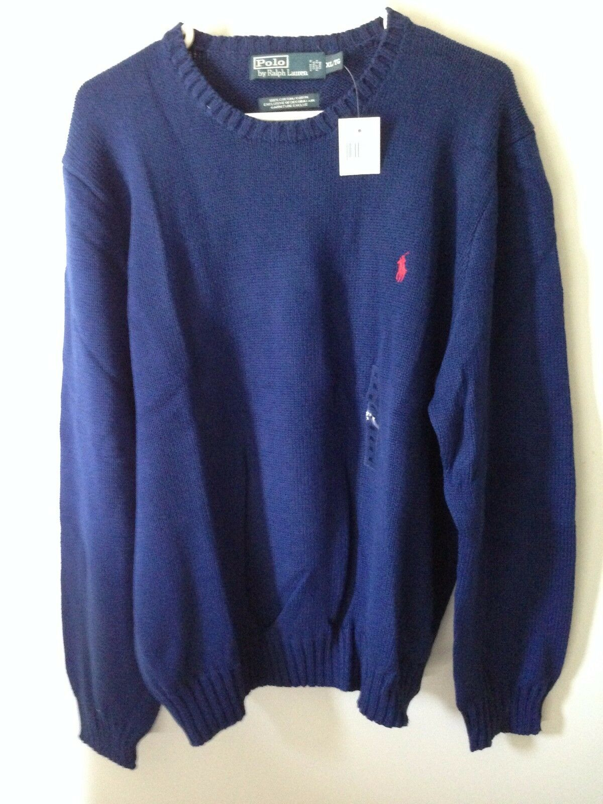 NEW WITH TAG POLO RALPH LAUREN Men's Sweater Size XL